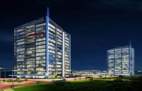 Kartal İz Park'ta 240 bin liraya ofis! 2014'te teslim!