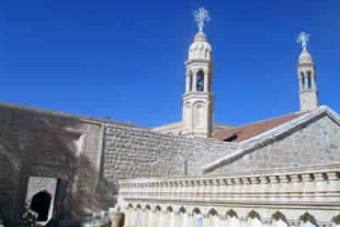 Gabriel Manastırı'na bir dava da Hazine'den