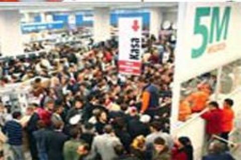 Migros'un yedinci 5M mağazası Malatya'da açıldı!