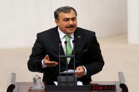Veysel Eroğlu:
