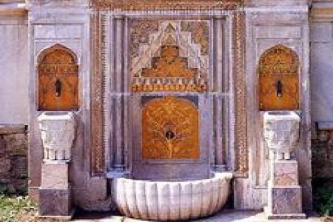 İstanbul'daki Osmanlı çeşmeleri restore ediliyor