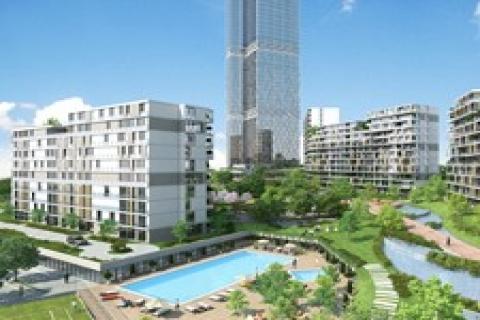 Tekirdağ'a yeni kent merkezi projesi