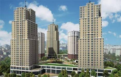 Esenyurt Star Towers Evleri'nde 357 bin 916 TL'ye 2+1!