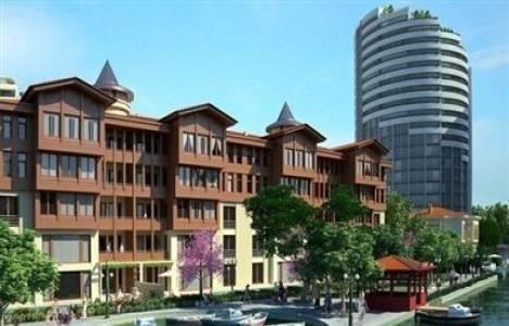 Bosphorus City satılık