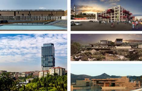 Emre Arolat Architects, Cityscape Awards'a 5 projeyle gidiyor!