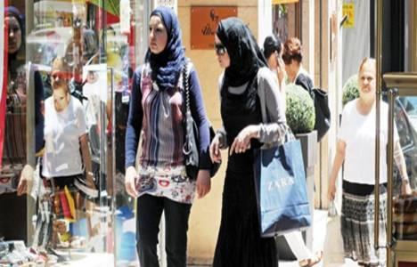 Arap yatırımcıların eşleri,