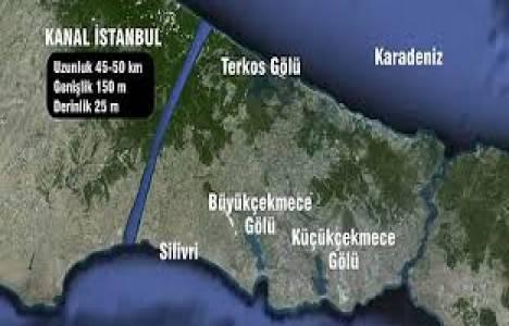Kanal İstanbul projesi ile değer kazanacak köyler!
