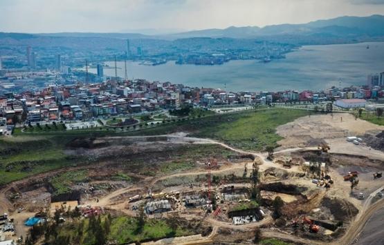 İzmir Deprem Konutları'nın inşaatı yükseliyor!