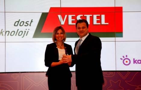 Vestel İnsana Saygı Ödülü'ne layık görüldü!