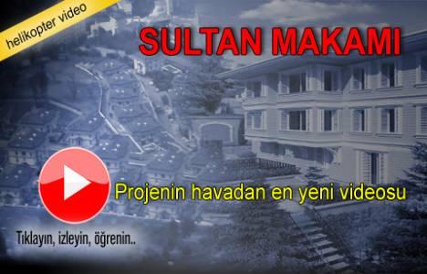 Sultan Makamı Konakları