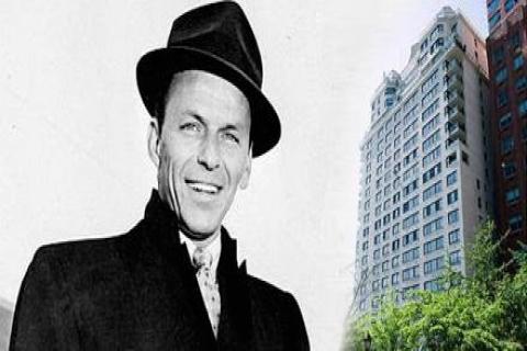 Frank Sinatra'nın Manhattan'daki