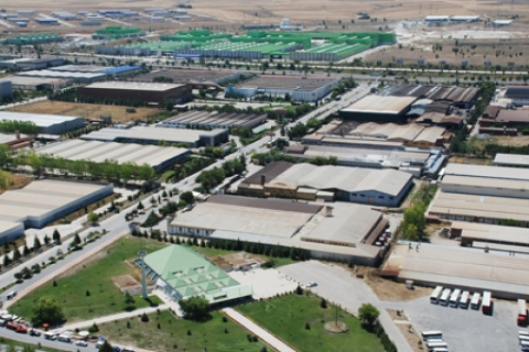 Eskişehir OSB'de 4 milyon TL'ye icradan satılık fabrika!