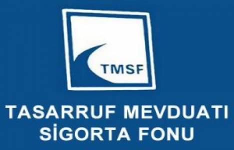 TMSF'den satılık gayrimenkul!
