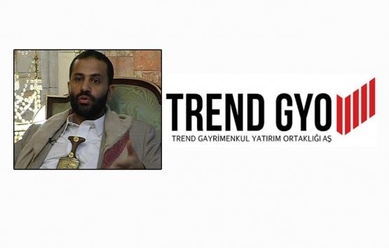 Hamid Abdullah Hussein Al-Ahmar, Trend GYO Yönetim Kurulu Başkanı oldu!