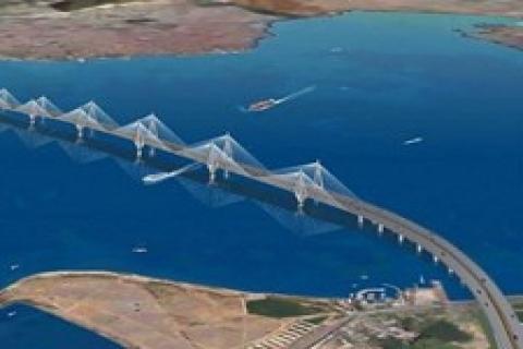Körfez köprüsü geçişi dünyanın 5. büyük inşaatı olacak!