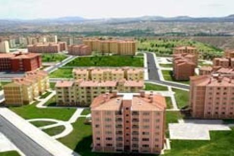 TOKİ Ankara Kazan'a 504 konut yaptıracak