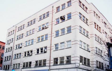 İstanbul Fatih'te 6 milyon 300 bin TL'ye icradan satılık iş hanı!