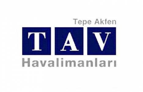 Havaalanları Yer Hizmetleri'nin yüzde 35'ini TAV devraldı!
