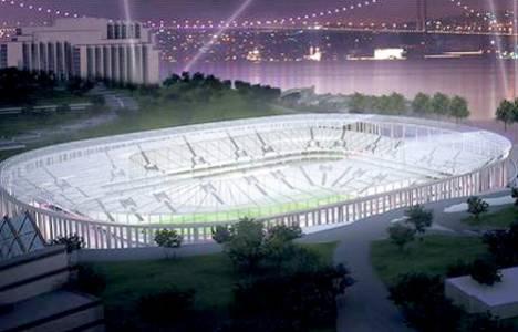 Yeni İnönü Stadı için yasal onay alındı!