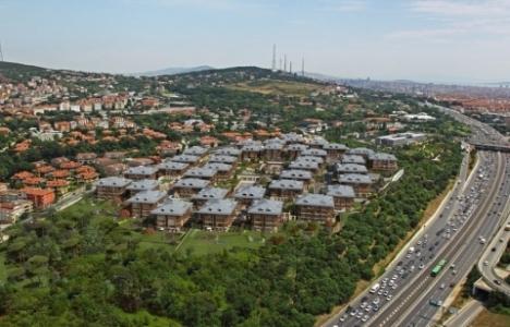 Üsküdar Şehrizar Konakları'nda 1 milyon 950 bin TL'ye dubleks!