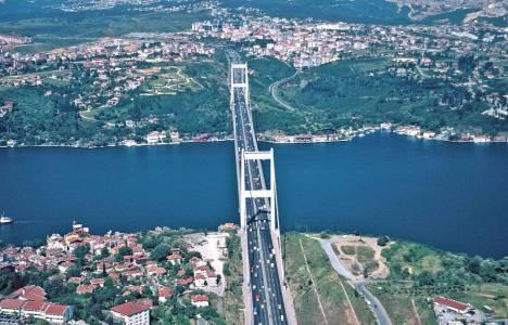 Boğaz Köprüsü bu yıl bakıma alınacak! Çalışmalar gece yapılacak!