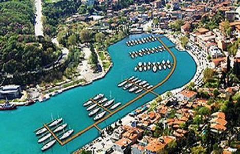 İSPARK Beykoz ve Paşabahçe'ye tekne park inşa edecek!