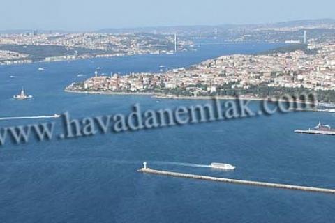 İstanbul'un arazileri altın