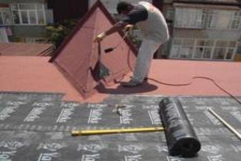 Çatı yalıtımı ile