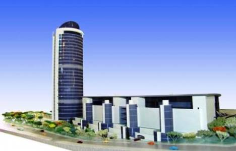 İSTOÇ'un otel projesi