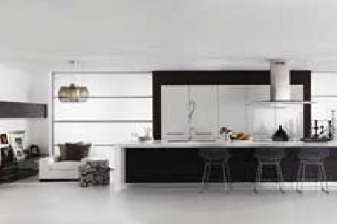 Mutfaklar için iddialı bir tasarım `Vanucci Platino'