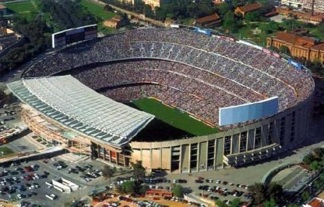 Barcelona Nou Camp'ı yeniden inşa edecek!