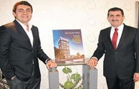Serv Otel'den ikinci İzmir operasyonu!