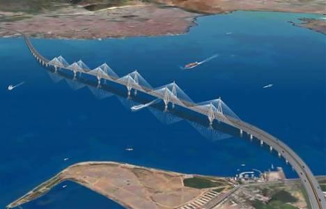 Körfez Geçiş Köprüsü 20 ayda tamamlanacak!