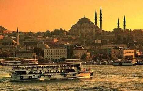 İstanbul'u 2012 yılında
