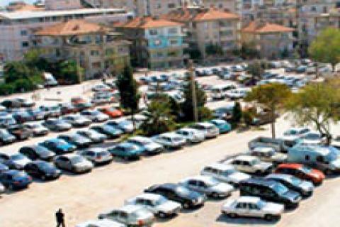 İstanbul'un park sorunu çözülüyor