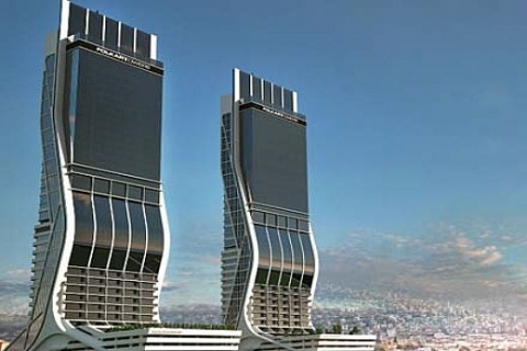 Folkart Towers İzmir'de
