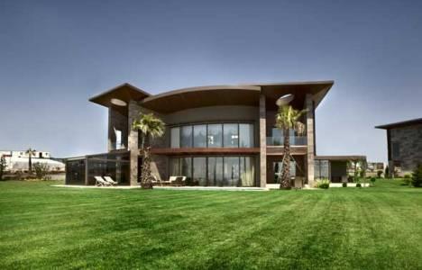 GölMahal Villaları Temmuz'da teslim! 1 milyon 395 bin dolara!