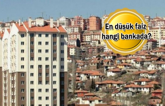 İmar barışı için kredi veren bankalar!