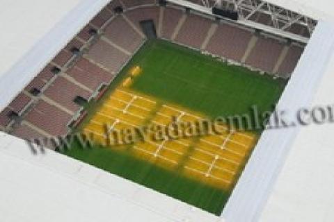 Seyrantepe Stadı'ndan son
