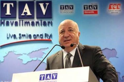 TAV CEO'su Sadri