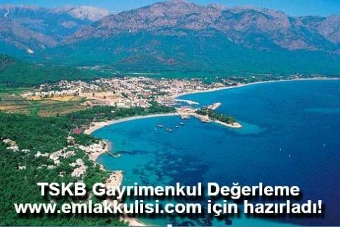 Kemer'de Kiriş, Çamyuva ve Tekirova bölgelerinde turizm yatırımları artıyor!