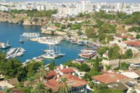 Antalya'da inşaat yasağı