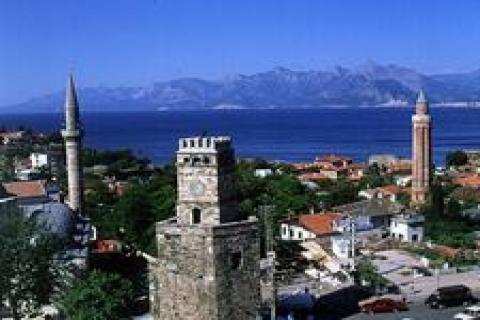 Antalya'da 220 milyon dolarlık proje askıda