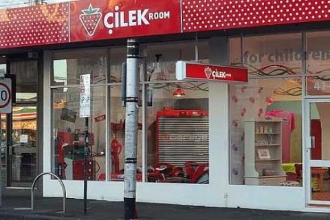 Çilek Avustralya'da mağaza açtı!