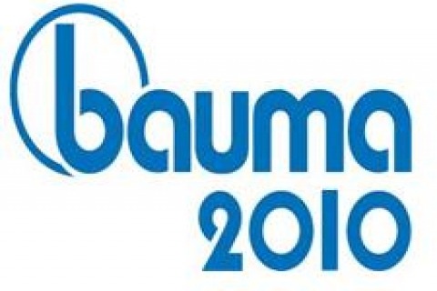 Bauma 2010 fuarı,
