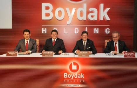 Boydak Holding yurtdışında