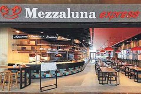 Mezzaluna Express, Buyaka AVM'de açıldı!