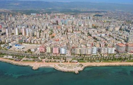 Mersin'de inşaatçılara güvenlik eğitimi!