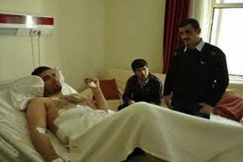 Milas-Bodrum Havalimanı dış hatlarının inşaatında çıkan kavgada kişi 18 yaralandı!