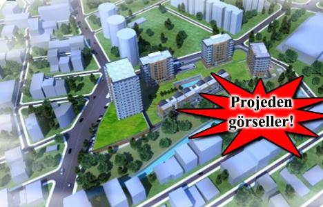 Sur Yapı Esenşehir projesi geliyor!